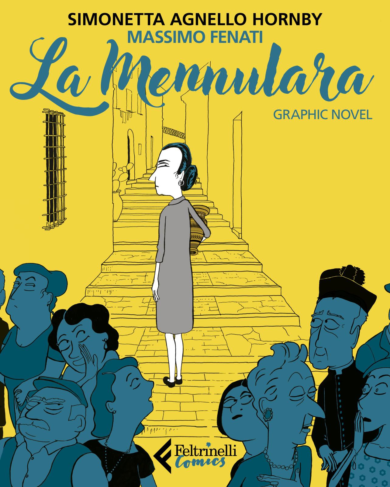 La mennulara graphic novel