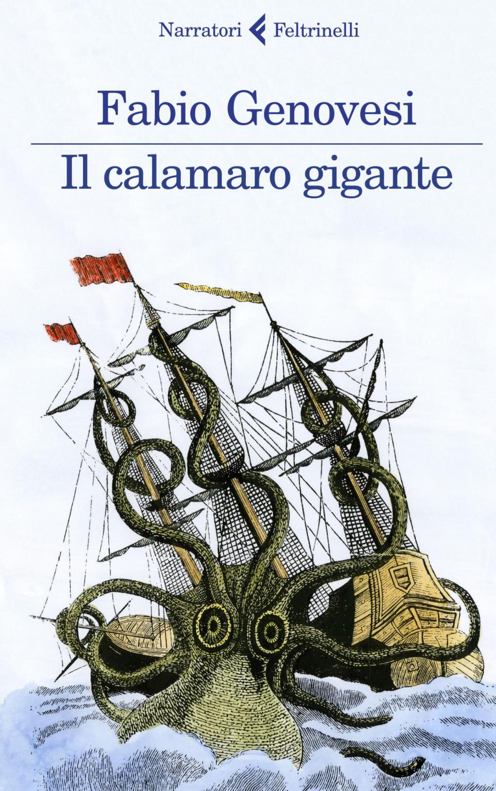 Il calamaro gigante Genovesi