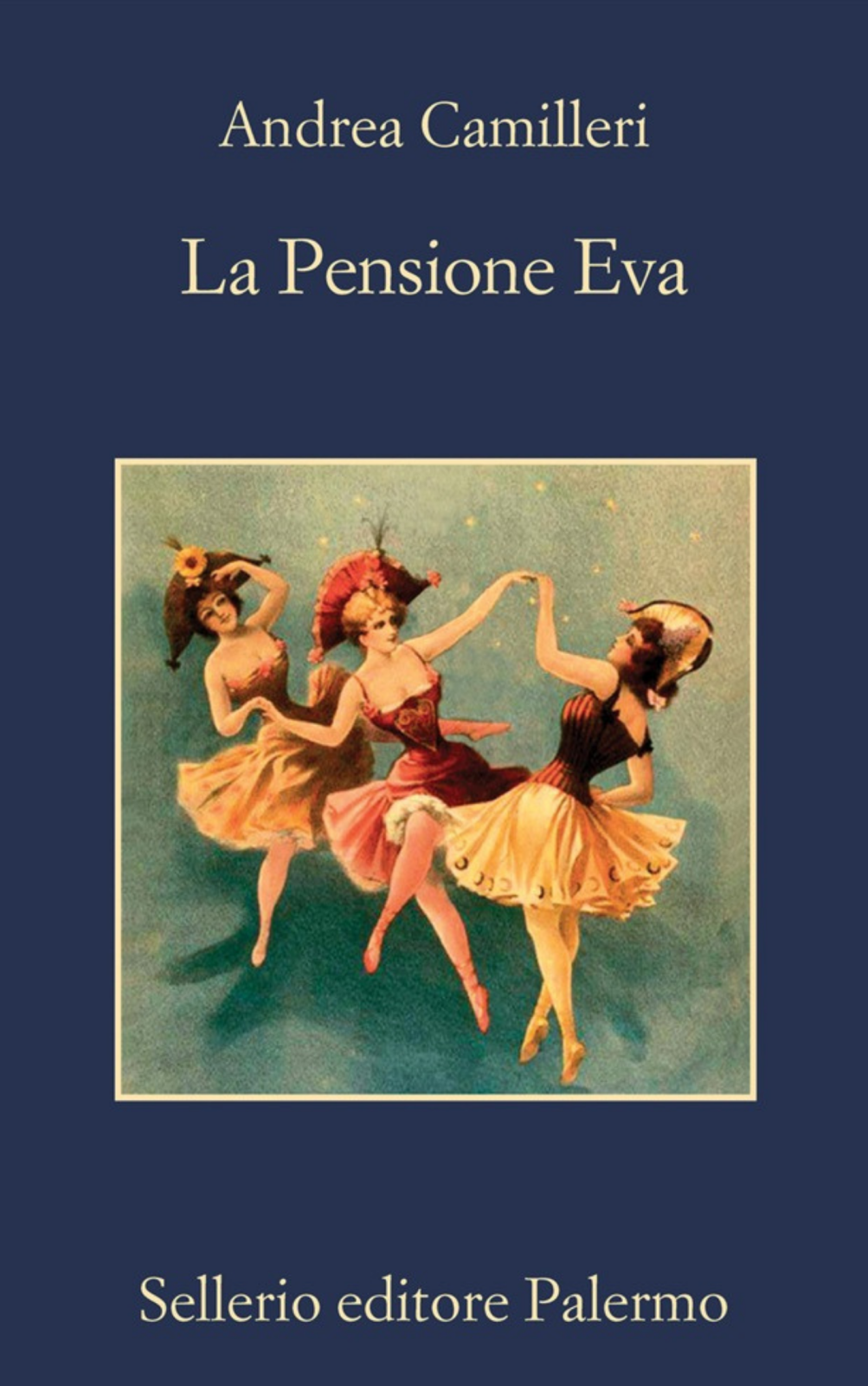 Camilleri - La pensione Eva